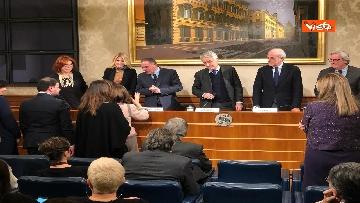 6 - Al Senato le poesie di Massimo Perrino, la presentazione del libro 'Il tempo che non vola'