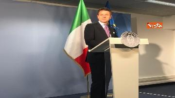 2 - Conte in conferenza stampa a margine del Consiglio Europeo