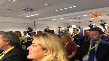 9 - Conte in conferenza stampa a margine del Consiglio Europeo