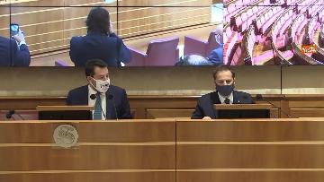 4 - Coronavirus, la conferenza stampa della Lega al Senato con Salvini e Siri