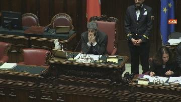 12 - Conte riferisce in Aula Camera su Consiglio Ue e Via della seta, immagini