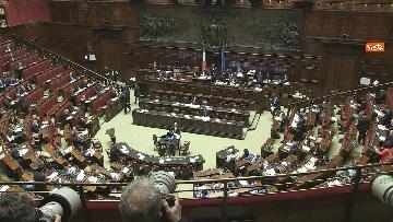 10 - Conte riferisce in Aula Camera su Consiglio Ue e Via della seta, immagini