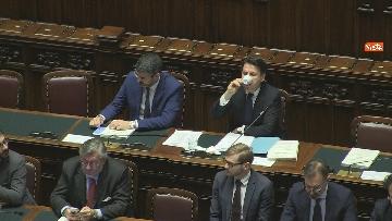 2 - Conte riferisce in Aula Camera su Consiglio Ue e Via della seta, immagini