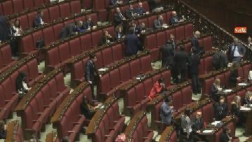 5 - Conte riferisce in Aula Camera su Consiglio Ue e Via della seta, immagini
