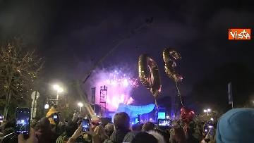 9 - Festeggiamenti a Berlino per il 30. anniversario della caduta del muro