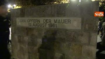 7 - Festeggiamenti a Berlino per il 30. anniversario della caduta del muro