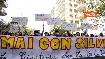 2 - Caso Gregoretti, Catania blindata per il processo di Salvini, le immagini