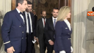 1 - I foglietti di Martina, la cravatta rossa di Orfini, il PD alle consultazioni
