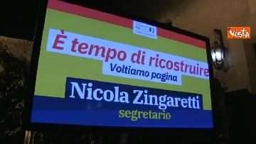 6 - Zingaretti neo segretario del Pd