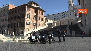 19 - Roma città deserta, la Capitale ai tempi del coronavirus
