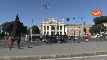 1 - Roma città deserta, la Capitale ai tempi del coronavirus