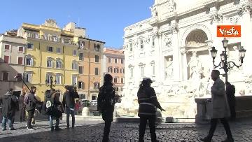 17 - Roma città deserta, la Capitale ai tempi del coronavirus