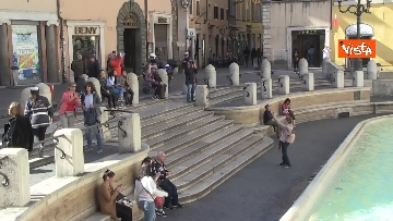 18 - Roma città deserta, la Capitale ai tempi del coronavirus