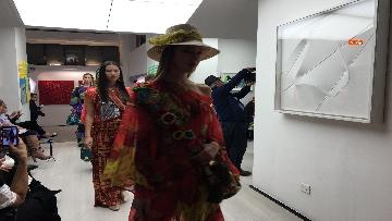 7 - La moda incontra l'arte, l'evento M.I.A. all'Ulisse gallery di Roma