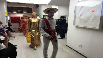 4 - La moda incontra l'arte, l'evento M.I.A. all'Ulisse gallery di Roma