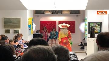 9 - La moda incontra l'arte, l'evento M.I.A. all'Ulisse gallery di Roma