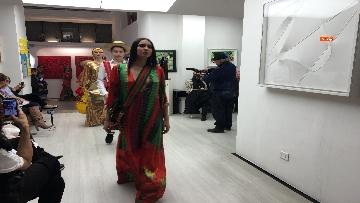 3 - La moda incontra l'arte, l'evento M.I.A. all'Ulisse gallery di Roma