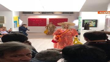 2 - La moda incontra l'arte, l'evento M.I.A. all'Ulisse gallery di Roma
