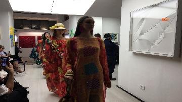 6 - La moda incontra l'arte, l'evento M.I.A. all'Ulisse gallery di Roma