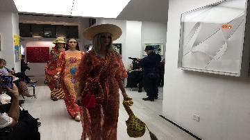 5 - La moda incontra l'arte, l'evento M.I.A. all'Ulisse gallery di Roma