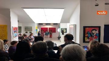 13 - La moda incontra l'arte, l'evento M.I.A. all'Ulisse gallery di Roma