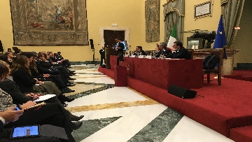 8 - Save the Children presenta a Montecitorio l' ''Atlante dell'infanzia a rischio''