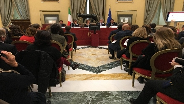 13 - Save the Children presenta a Montecitorio l' ''Atlante dell'infanzia a rischio''