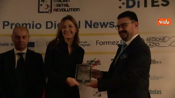 3 - Aidr Premio Digital News, tutti i premiati di quest'anno