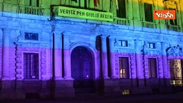 4 - Milano Pride 2020, Palazzo Marino si illumina con i colori dell'arcobaleno