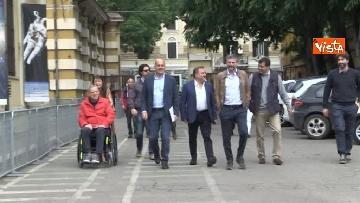 2 - Zingaretti lancia l Alleanza del fare in vista delle amministrative del 10 giugno