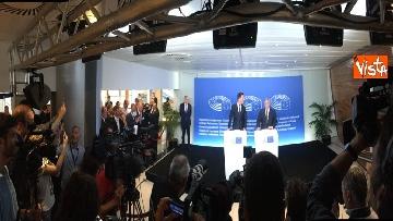 8 - Tajani incontra Rutte a Strasburgo