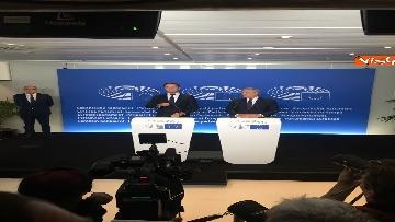 5 - Tajani incontra Rutte a Strasburgo