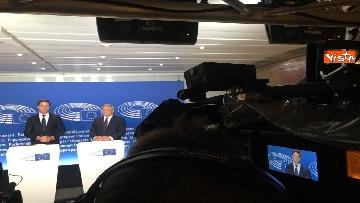 4 - Tajani incontra Rutte a Strasburgo