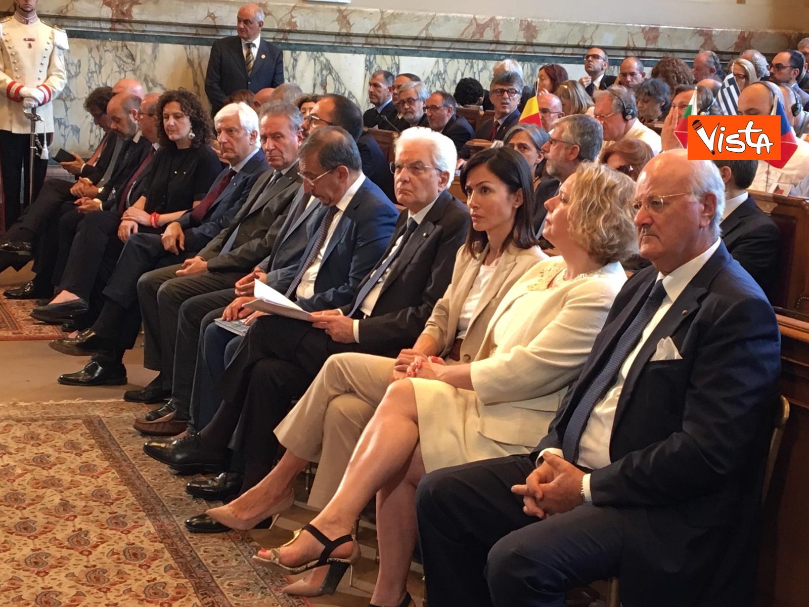 13-06-19 Mattarella a riunione Cnel europei a Roma_03
