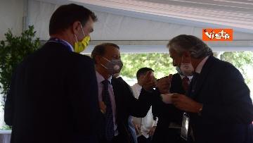 3 - Cernobbio, Le immagini dell'ultimo giorno al forum Ambrosetti