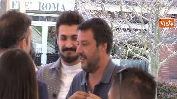 7 - Il comizio di Salvini a Cantù