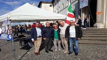 2 - Zingaretti al Banchetto Pd a Piazza Cola di Rienzo a Roma
