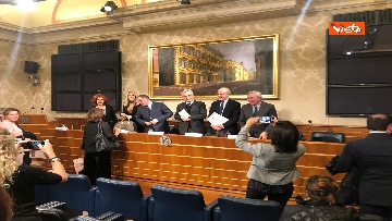1 - Al Senato le poesie di Massimo Perrino, la presentazione del libro 'Il tempo che non vola'