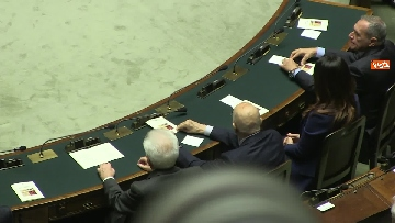 1 - Centenario Aula Montecitorio, le celebrazioni alla Camera dei Deputati