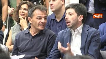 3 - Liberi e Uguali lancia il comitato promotore del partito con il leader Grasso