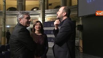 3 - FOTO GALLERY - Vespa, Scrosati e Le Iene premiati da The New's Room, il primo bimestrale italiano fatto da Under 35