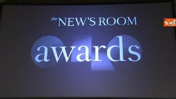 1 - FOTO GALLERY - Vespa, Scrosati e Le Iene premiati da The New's Room, il primo bimestrale italiano fatto da Under 35