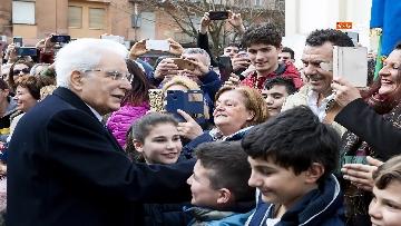 16 - Mattarella a cerimonia di inaugurazione dell'Anno Accademico dell'Università di Cassino, le immagini
