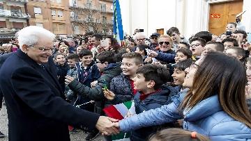 18 - Mattarella a cerimonia di inaugurazione dell'Anno Accademico dell'Università di Cassino, le immagini