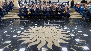 5 - Mattarella a cerimonia di inaugurazione dell'Anno Accademico dell'Università di Cassino, le immagini