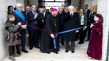 13 - Mattarella a cerimonia di inaugurazione dell'Anno Accademico dell'Università di Cassino, le immagini