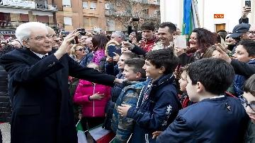 17 - Mattarella a cerimonia di inaugurazione dell'Anno Accademico dell'Università di Cassino, le immagini