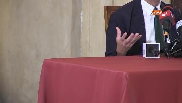 2 - Conferenza stampa di Beppe Sala all'indomani del risultato delle amministrative. Le foto