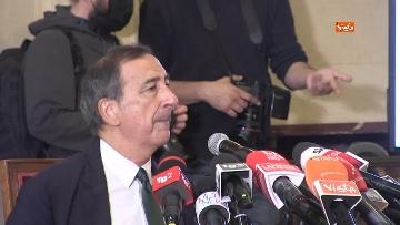 3 - Conferenza stampa di Beppe Sala all'indomani del risultato delle amministrative. Le foto