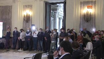 8 - Conferenza stampa di Beppe Sala all'indomani del risultato delle amministrative. Le foto